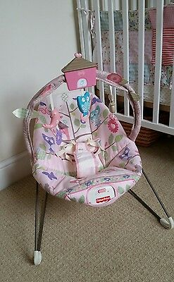 Fisher Price Baby Bouncer Chair