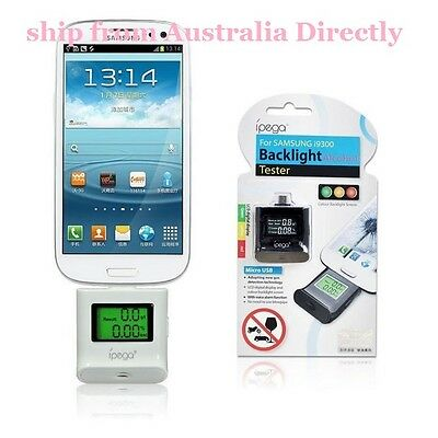 Alcohol Tester Mobile Analyser Breathalyser for all samsung phone htc sony new
