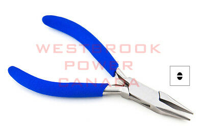CHAIN SNIPE NOSE JAWS PLIERS 130mm BEADING JEWELRY MAKING WATCH MAKING TOOLS