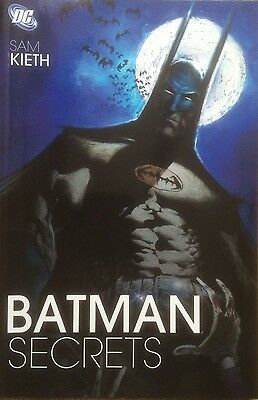 Batman Secrets TPB Graphic Novel DC Comics Sam Kieth