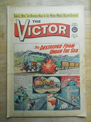 The Victor comic No. 15 from 1961