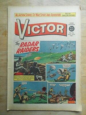 The Victor comic No. 14 from 1961