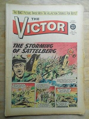 The Victor comic No. 17 from 1961