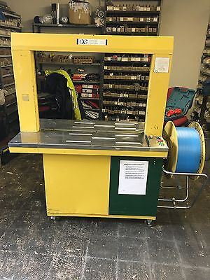 Used  Strapack RQ8 Automatic Strapping Machine Good Condition Fully Serviced