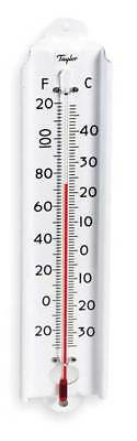 TAYLOR 1105 Analog Thermometer, -30 to 120 Degree F