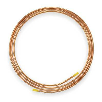 """MUELLER INDUSTRIES D 02050 1/8"""" OD x 50 ft. Coil Copper Tubing Type ACR"""
