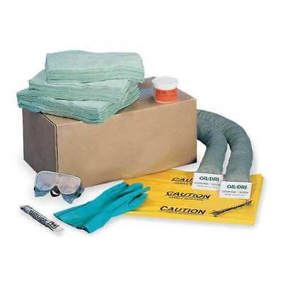 OIL-DRI L90688 Spill Kit, 11 gal., Unvrsl, Pull String Bag