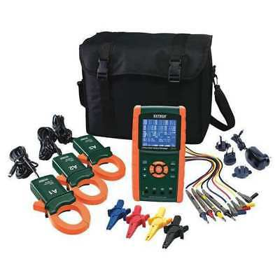 Power Analyzer/Logger,9.99MW,1200A EXTECH 382100