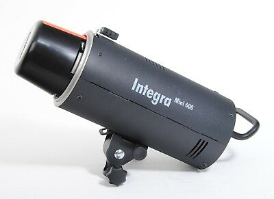Hensel Compact Flash Head Integra Mini 600 (Multi Voltage)