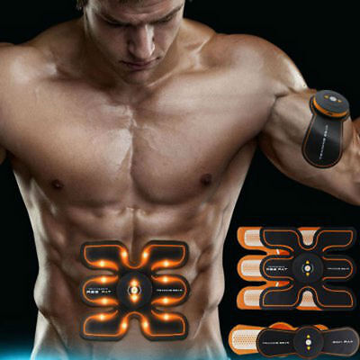 EMS Muscle Training Gear Abs CRISTIANO RONALDO SIXPACK WORKOUT