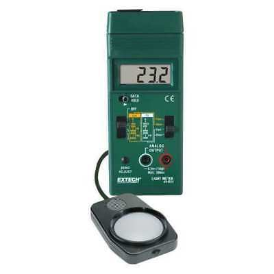 EXTECH 401025 Digital Light Meter, 0-5000 Foot Candles