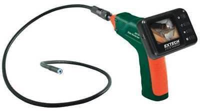 EXTECH BR150 Video Borescope, 2.4 In, 39 In Shaft