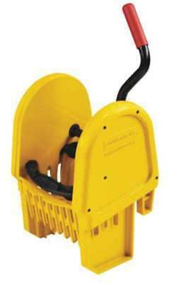 Mop Wringer, Yellow ,Rubbermaid, FG757579YEL