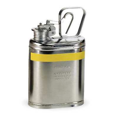 Type I Safety Can,1 gal.,Silver EAGLE 1301