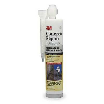 Concrete Repair Cartridge,8.4 oz.,Gray 3M DP600-96596
