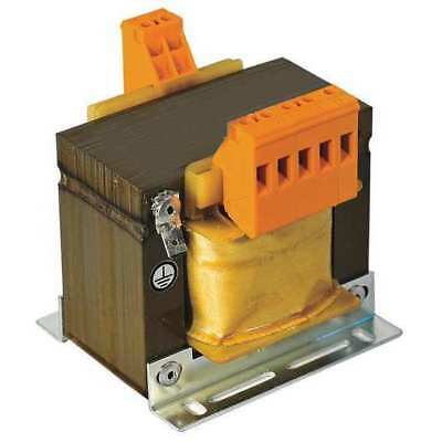 DAYTON 4MTN3 Trans,In 208/230/460V,Out 120V,75VA
