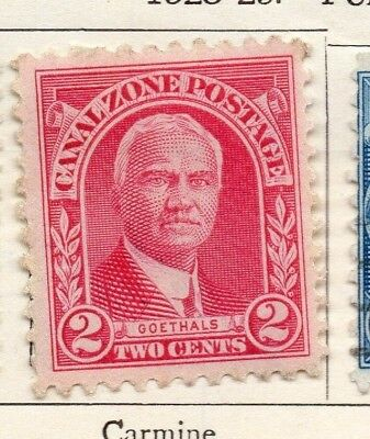 Panama 1928-29 Early Issue Fine Mint Hinged 2c. 150298