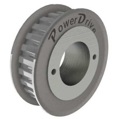 POWER DRIVE 40HQ100 Gearbelt Pulley,H, 40 Grooves