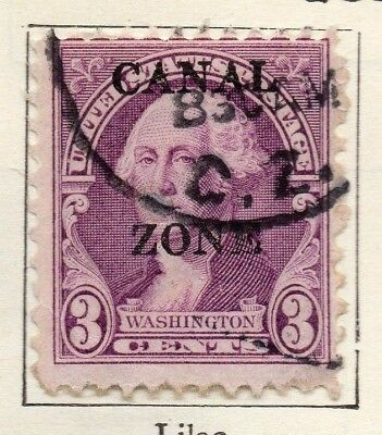 Panama 1933 Early Issue Fine Used 3c. Optd 150310