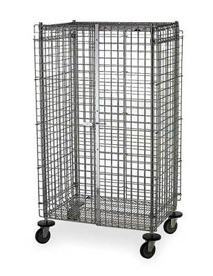 METRO SEC56DC Wire Security Cart,900 lb.,24 In. W