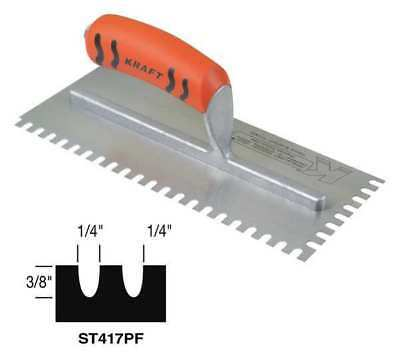 11 U-Notch Trowel, Superior Tile Cutter Inc. And Tools, ST417PF