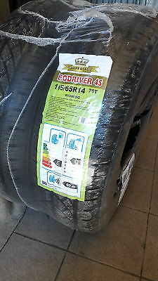 Gomme Auto 165/65R14 79T M+S Imperial Nuove
