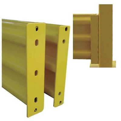 5JEU4 Guard Rail, 3 Ribbed Lift-out Rail, L102In