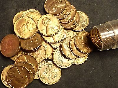 Roll  1936-D  Lincoln   Cents  R & B Uncirculated