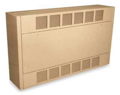 Qmark Electric Cabinet Unit Heater, 1 or 3-Phase, 240V, CUS93505243FF
