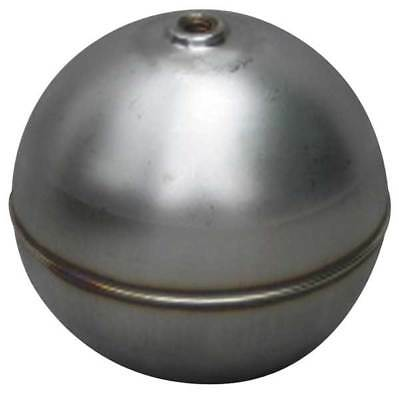 NAUGATUCK GR22S4221A Float Ball, Round, SS, 2-1/4 In