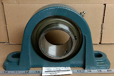 "1 New Dodge P2B-Sc-211 Pillow Block Bearing Unit 2-11/16"" ***make Offer***"