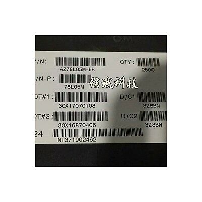 20 PCS AZ78L05M SOP-8 78L05M 78L05 UA78L05 LM78L05ACM SMD Voltage Regulators