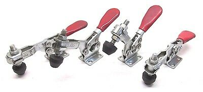 4 Msi-Pro Horizontal Quick-Release Toggle Clamps - #51120