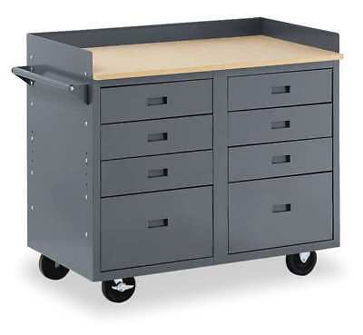MB308 Mobile Service Bench, 24 In. L, 42 In. W