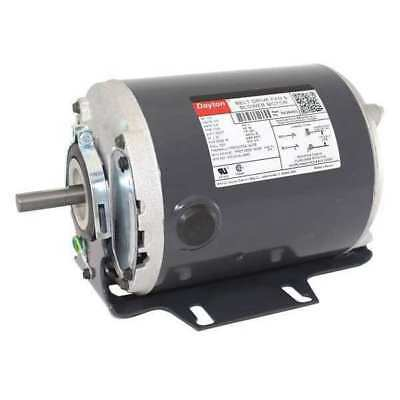 DAYTON 3K384 Motor, 1/3 HP, Split Ph, 1725 RPM, 115 V