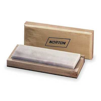 NORTON 61463685930 Single Grit Sharpening Stone, Hard Ark, UF
