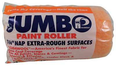 PREMIER J9LW-4 Paint Roller Cover,9 in.,Poly/Wool
