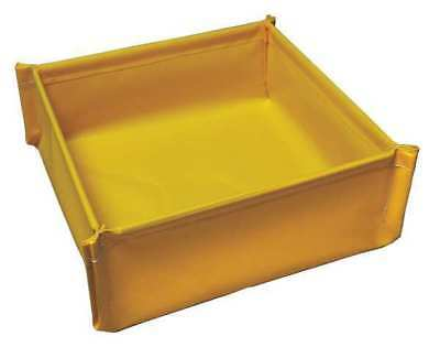 ULTRATECH 1331 Spill Tray, 4-3/4 In. H, 24 In. L, 24 In. W