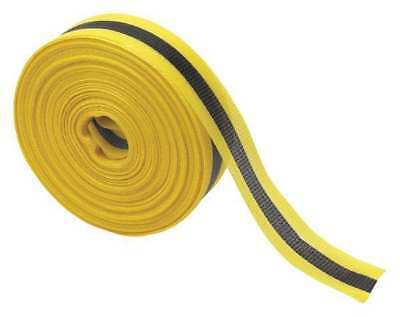 BRADY 91176 Barricade Tape,Yellow/Black,200ft x 2 In