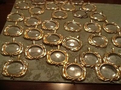 36 Vintage Panther Pendents.  Nice....new Old Stock..