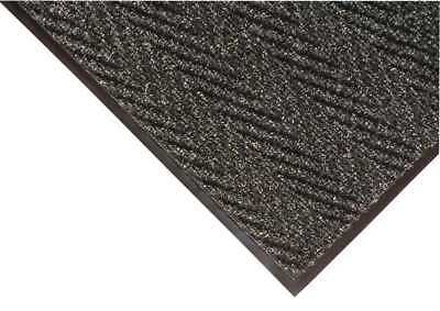 Carpeted Entrance Mat,Charcoal,4ft.x6ft. NOTRAX 118S0046CH