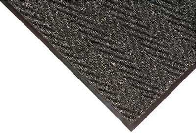 NOTRAX 118S0046CH Carpeted Entrance Mat,Charcoal,4ft.x6ft.