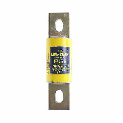 Cooper Bussmann Krp-1-601Sp Low-Peak Time-Delay Current-Limitng Fuse 600Vac 600A