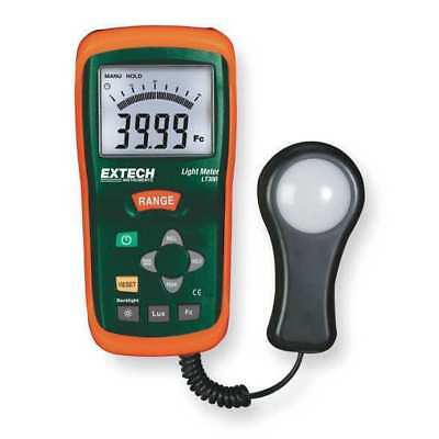 EXTECH LT300 Light Meter, 0 To 40K Fc, 0 To 400K Lux