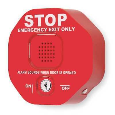 Exit Door Alarm,Horn,95 to 105dB SAFETY TECHNOLOGY INTERNATIONAL STI-6402