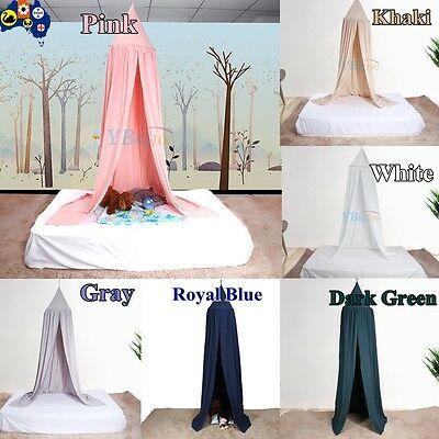 Canopy Bed Netting Mosquito Bedding Net Baby Kids Reading Play Tents Bedcover ZZ