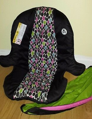 Graco SNUGRIDE 30 Classic Connect Infant Car Seat Replacement Cover and Canopy