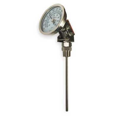 Bimetal Thermom,3 In Dial,0 to 250F