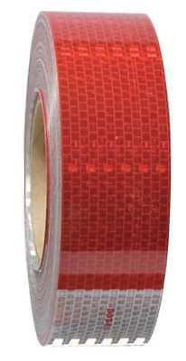"Red/White Reflective Marking Tape, Incom Manufacturing, V572032""W"