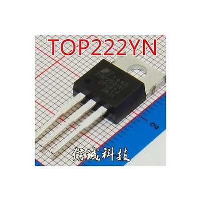 5PCS X Power Supply Chip TOP245YN TOP245Y TO-220 POWER